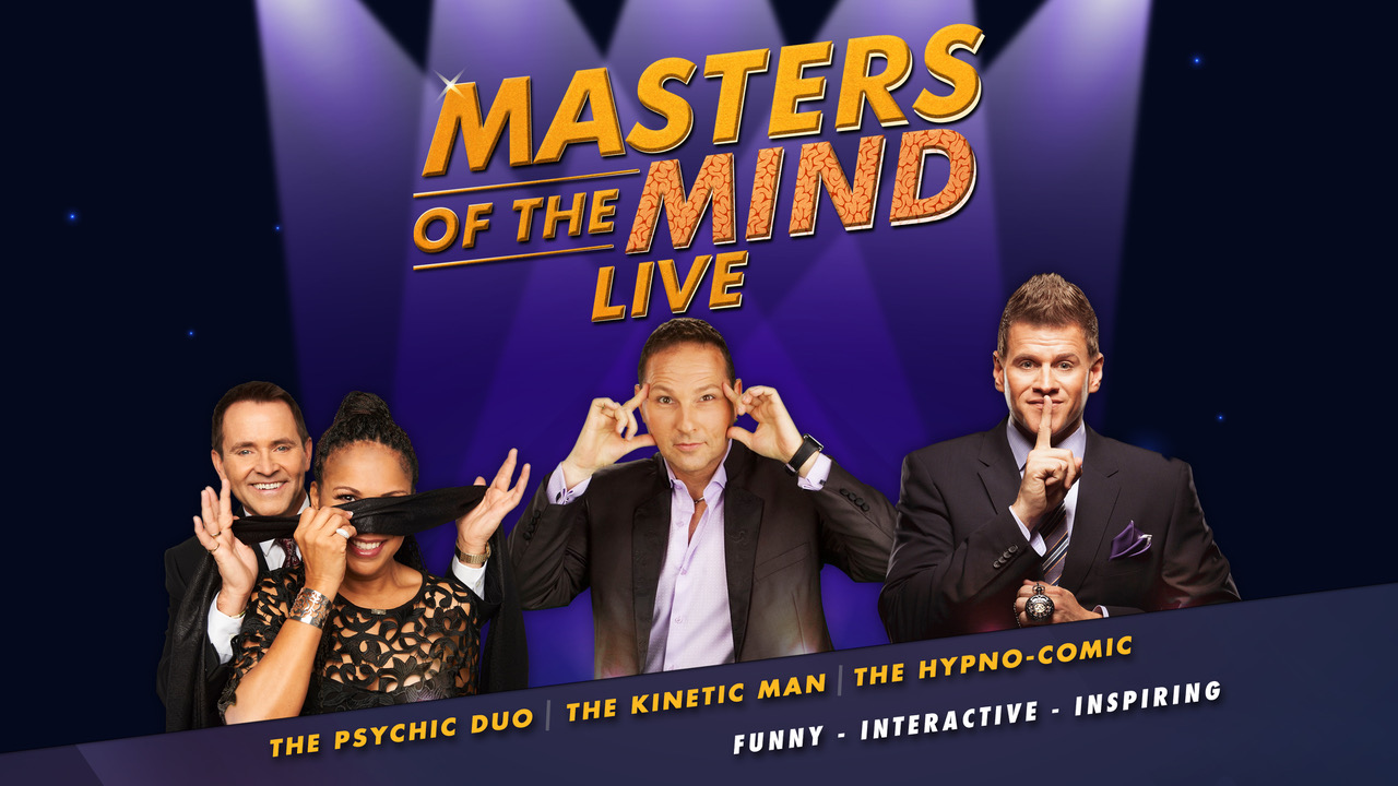 Masters of the Mind Live